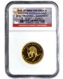 豪州 50ドルプルーフ金貨 2009年銘 PFUC70最高等級