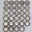 アメリカ イーグル銀貨 29種オールセット 1986年〜2014年